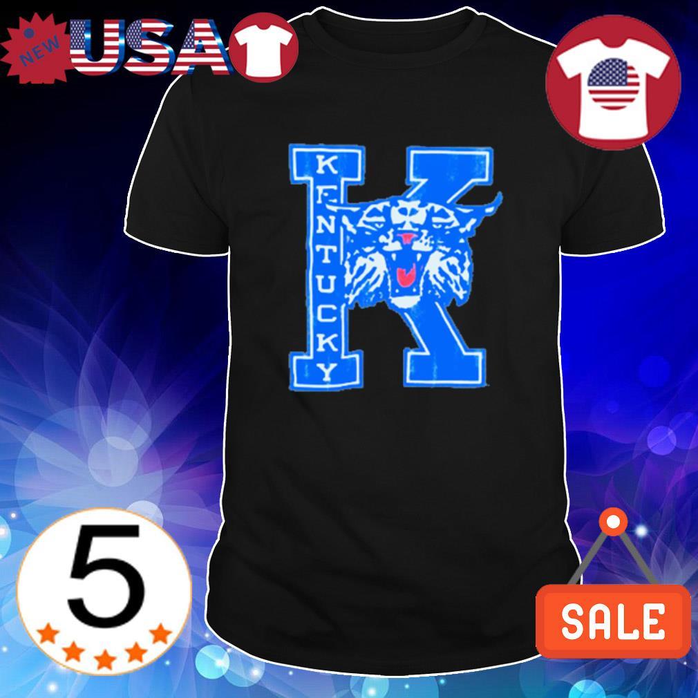 The 60's vintage Kentucky Wildcats shirt