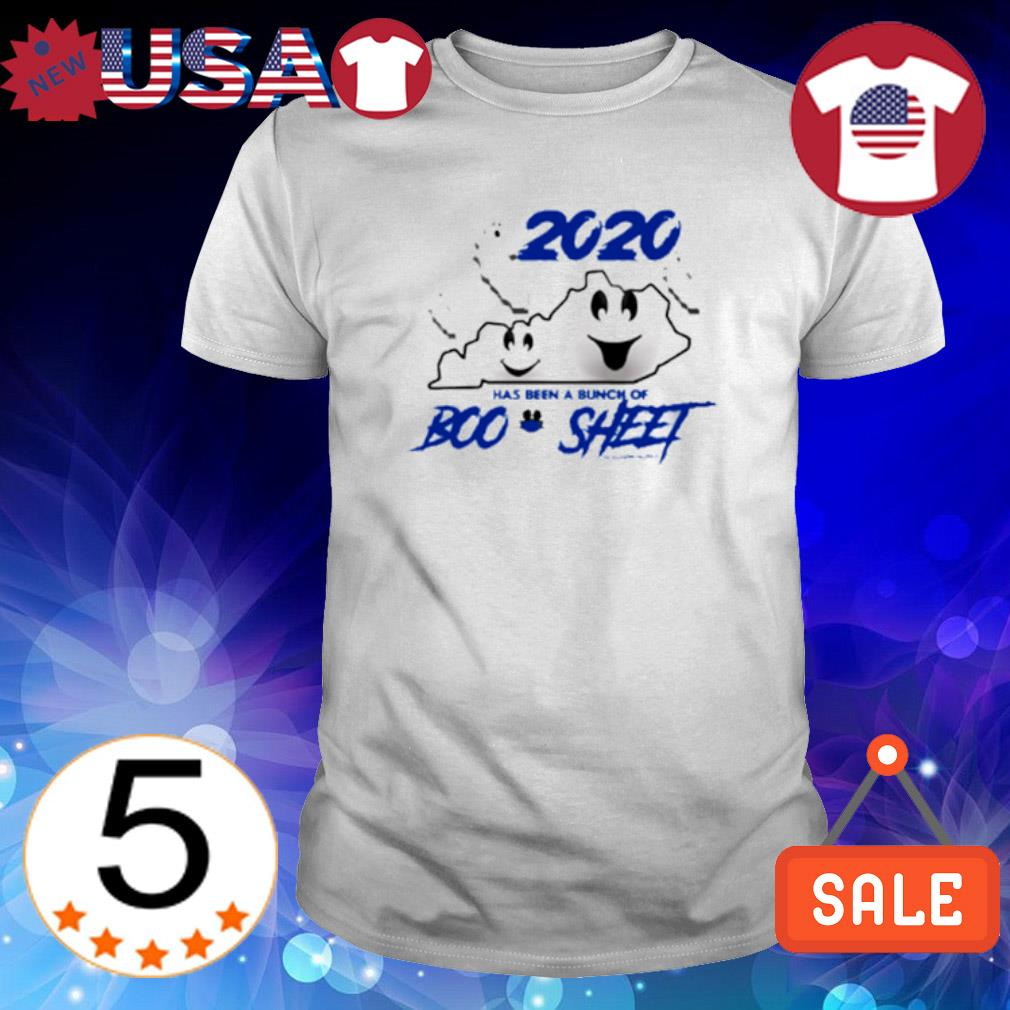 2020 has been a bunch of boo sheet shirt