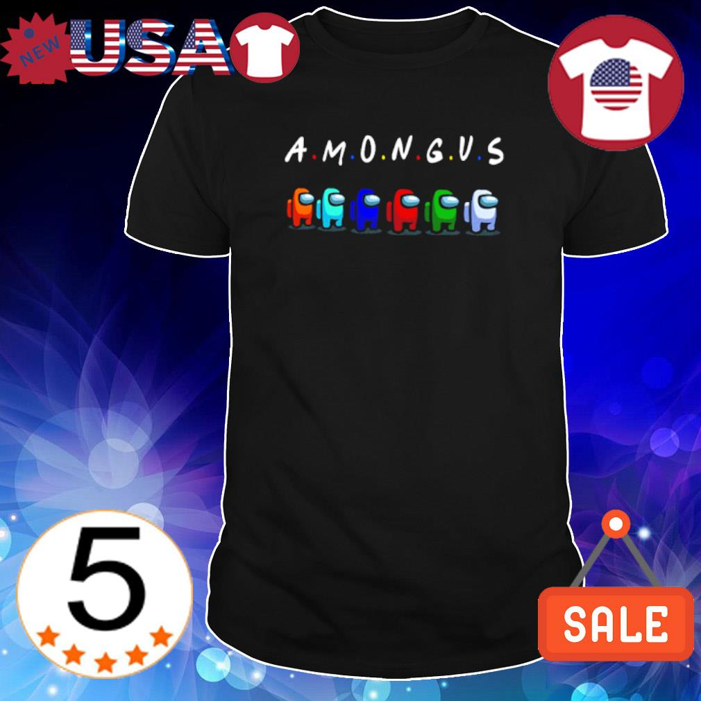 Among us with Friend shirt