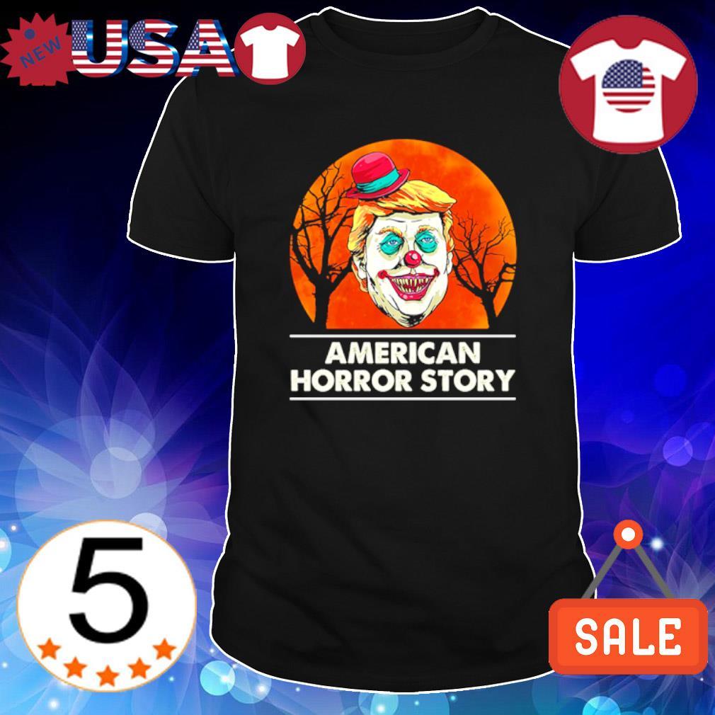 Clown Trump American horror story shirt