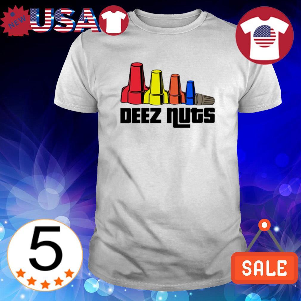 Deez Nuts Electrician shirt