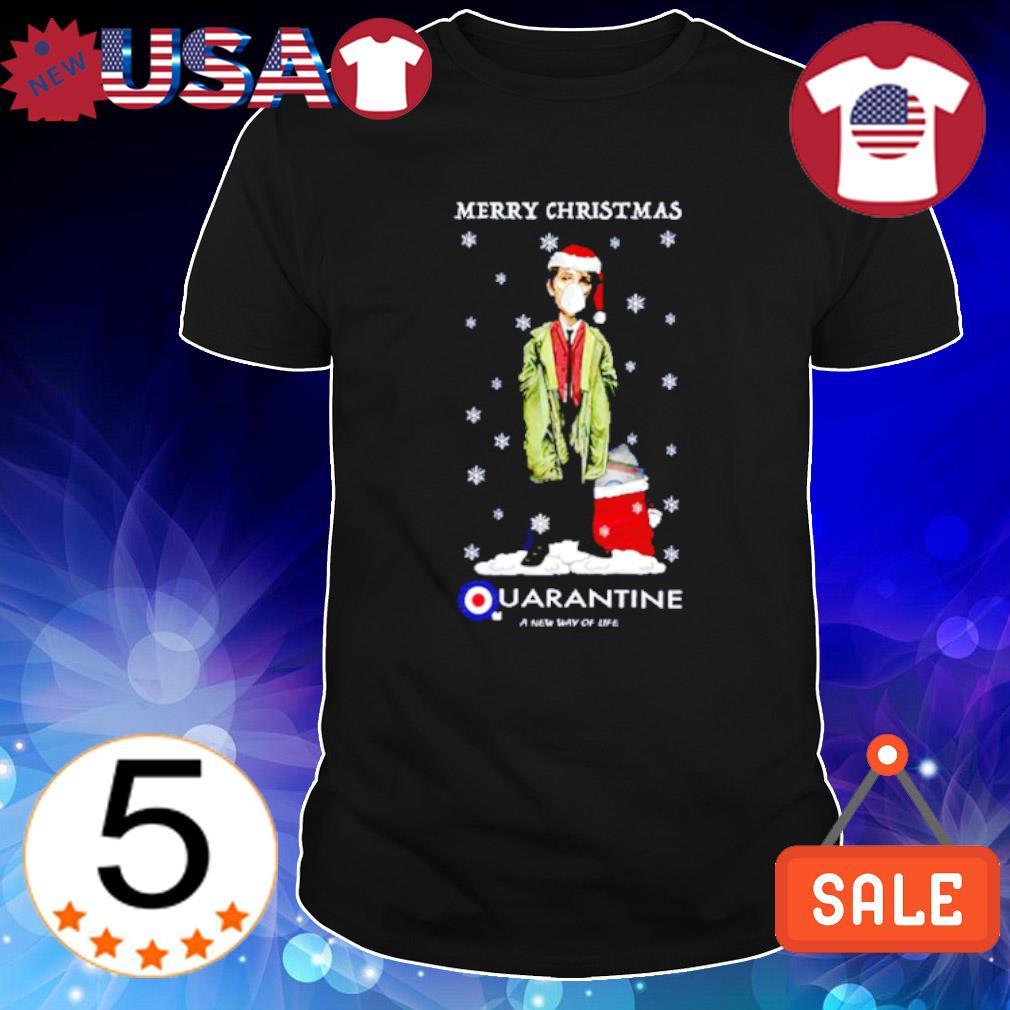 Jimmy Quadrophenia merry Christmas quarantine a new way of life shirt