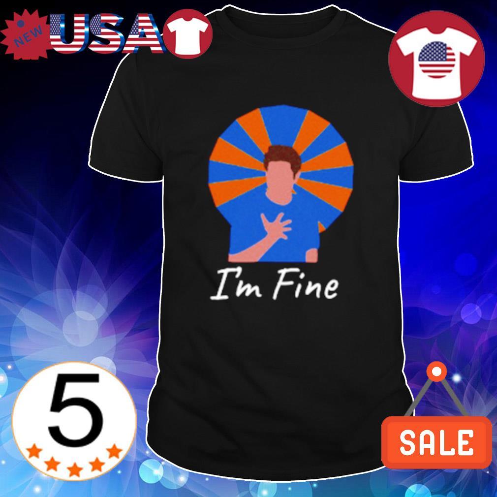 Ross Geller I'm fine shirt