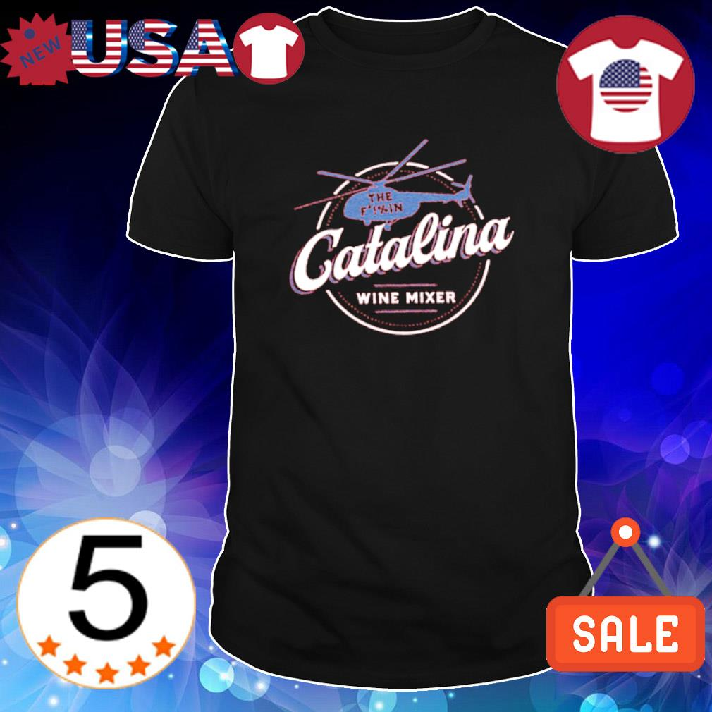 The Catalina wine mixer shirt