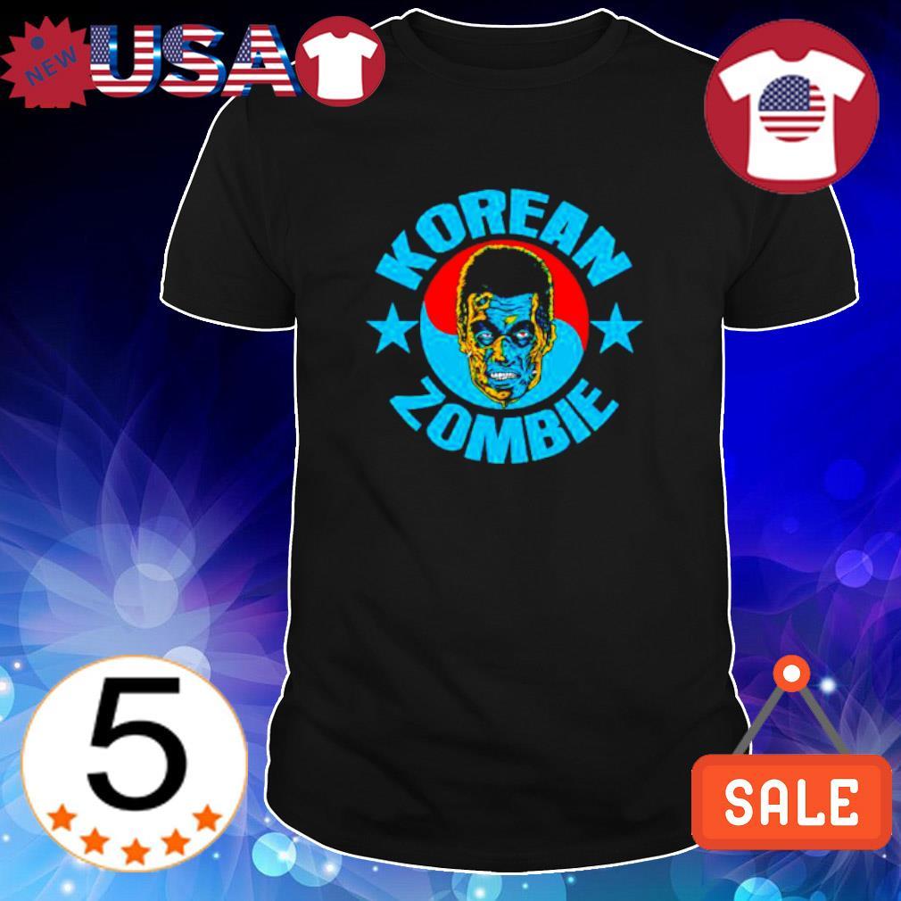 Ufc Korean Zombie shirt