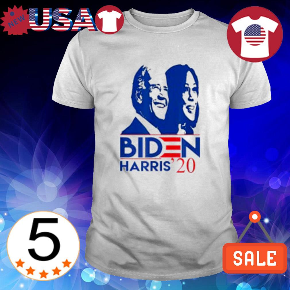 Joe Biden Kamala Harris 2020 Election Democrat Liberal shirt