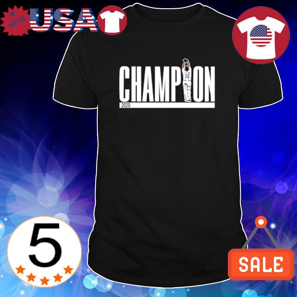 Kershaw Champion 2020 shirt