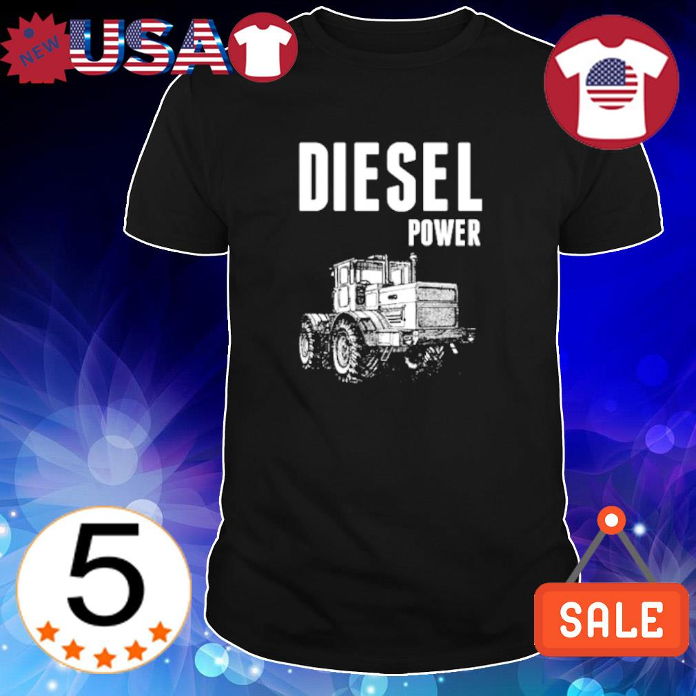Kirovets diesel power shirt