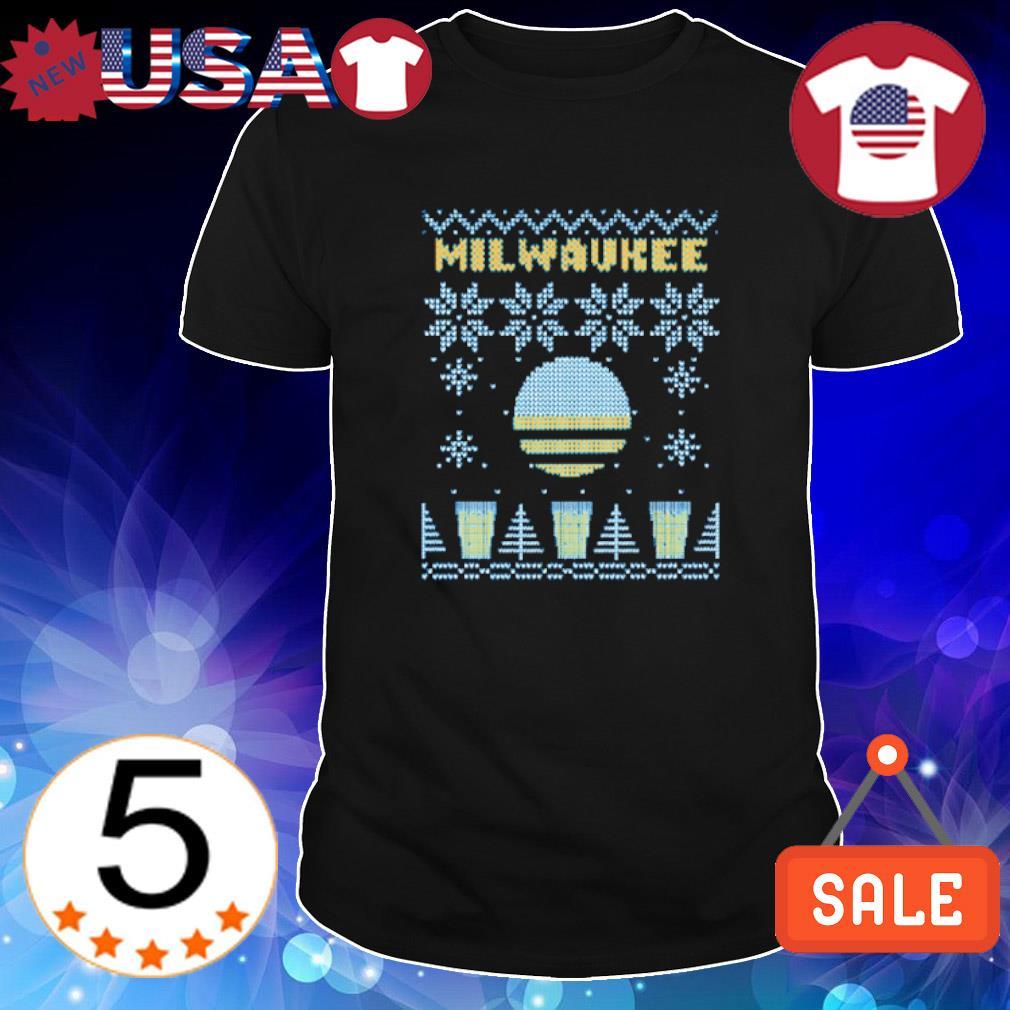 Milwaukee ugly Christmas shirt