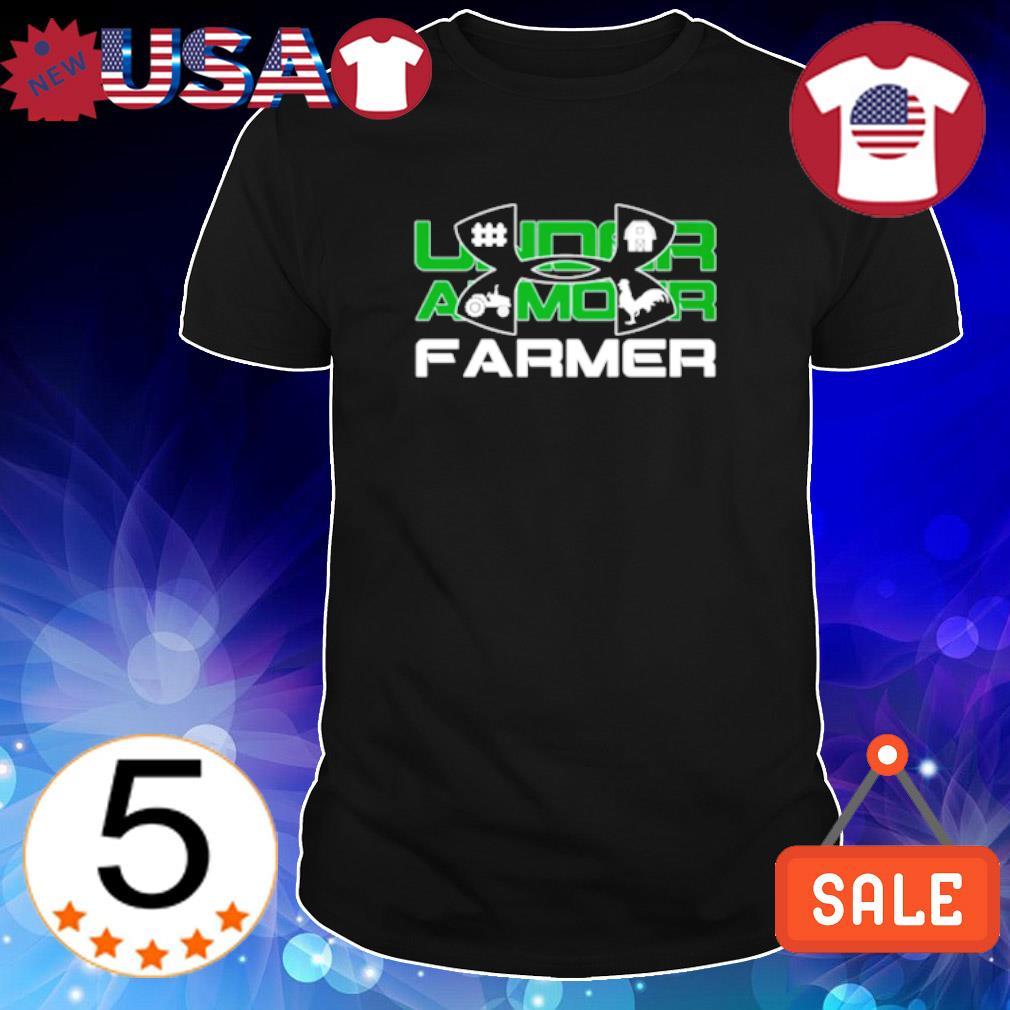 Under Armour farmer shirt