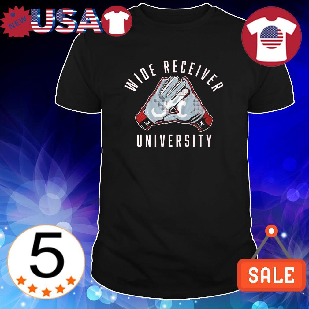 Alabama Wide Receiver university shirt