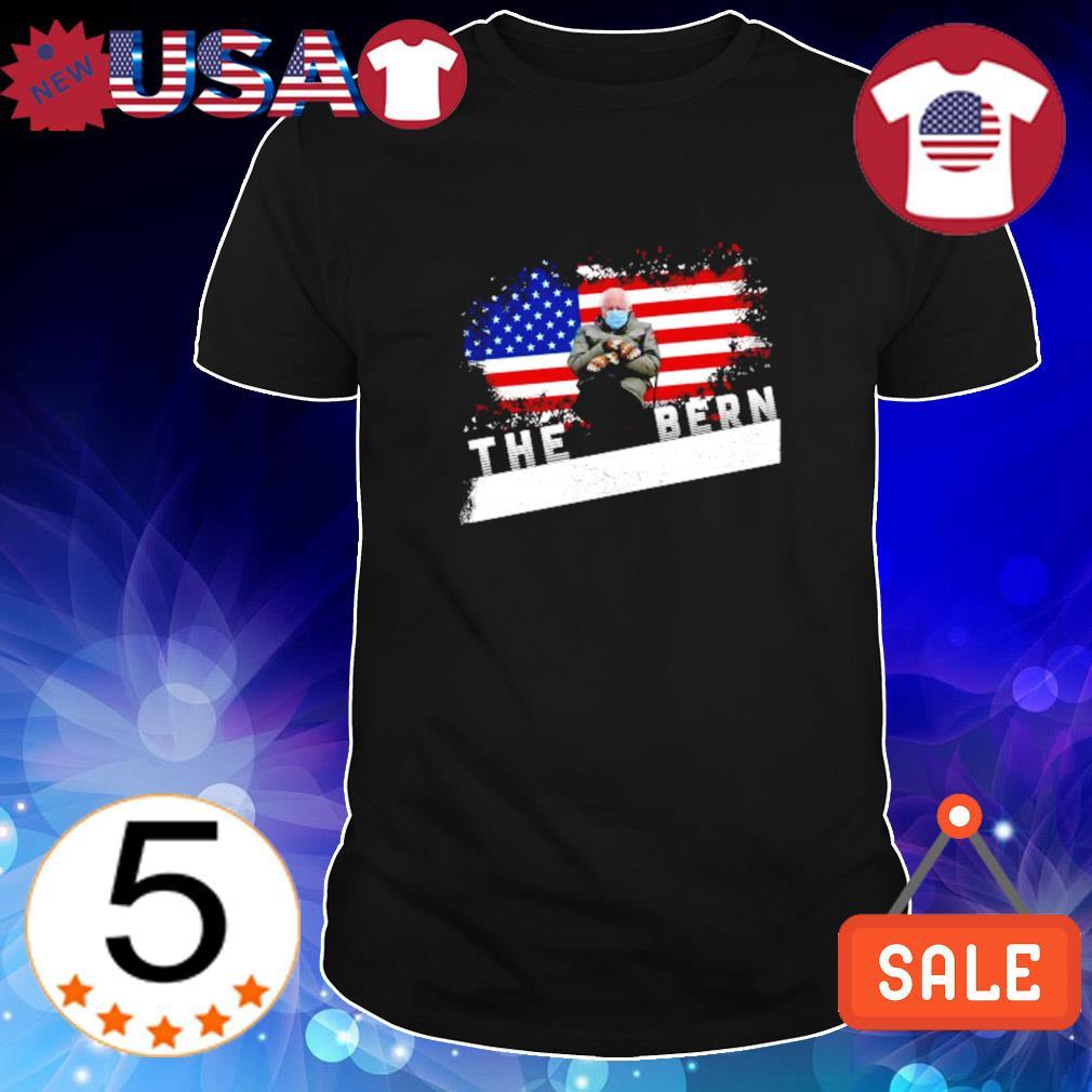 America Bernie Sanders The Bern shirt