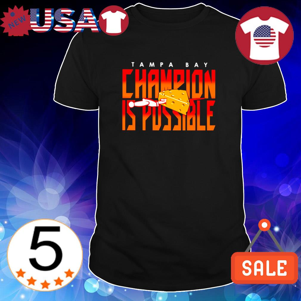 Tampa Bay Buccaneers Champ Possible super bowl LV shirt
