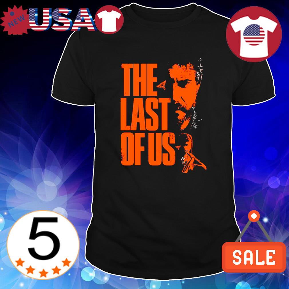 The last of us Ellen Page Gameplay shirt