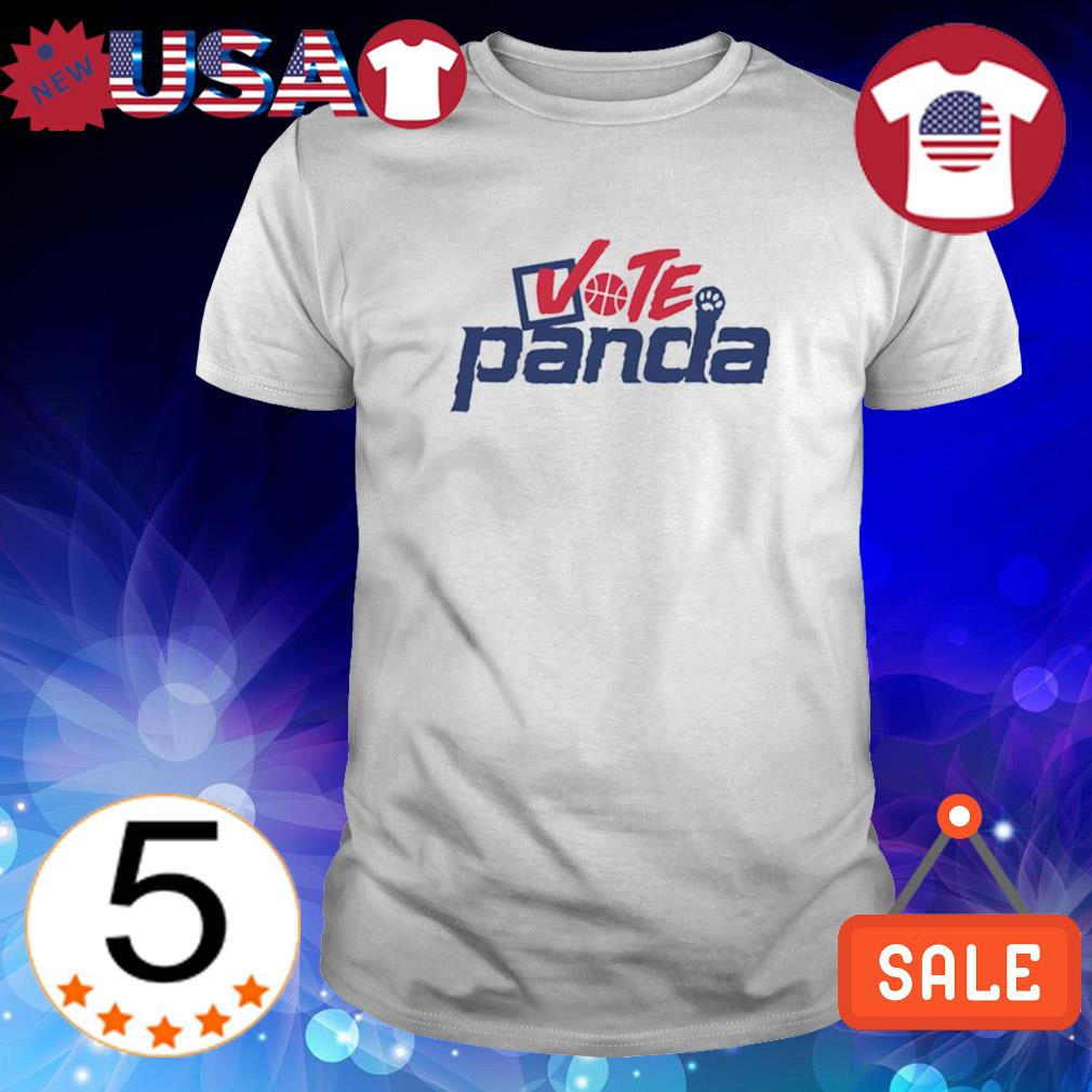 Best guard in the East vote Panda shirt