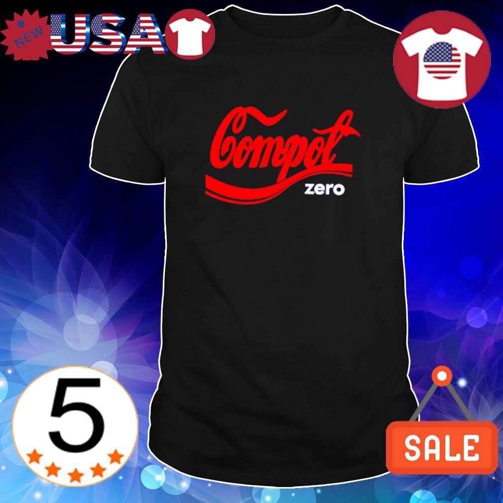 Compot Zero damski shirt