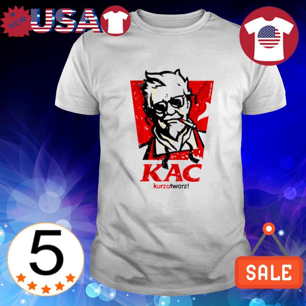 KAC Kurzatwarz shirt