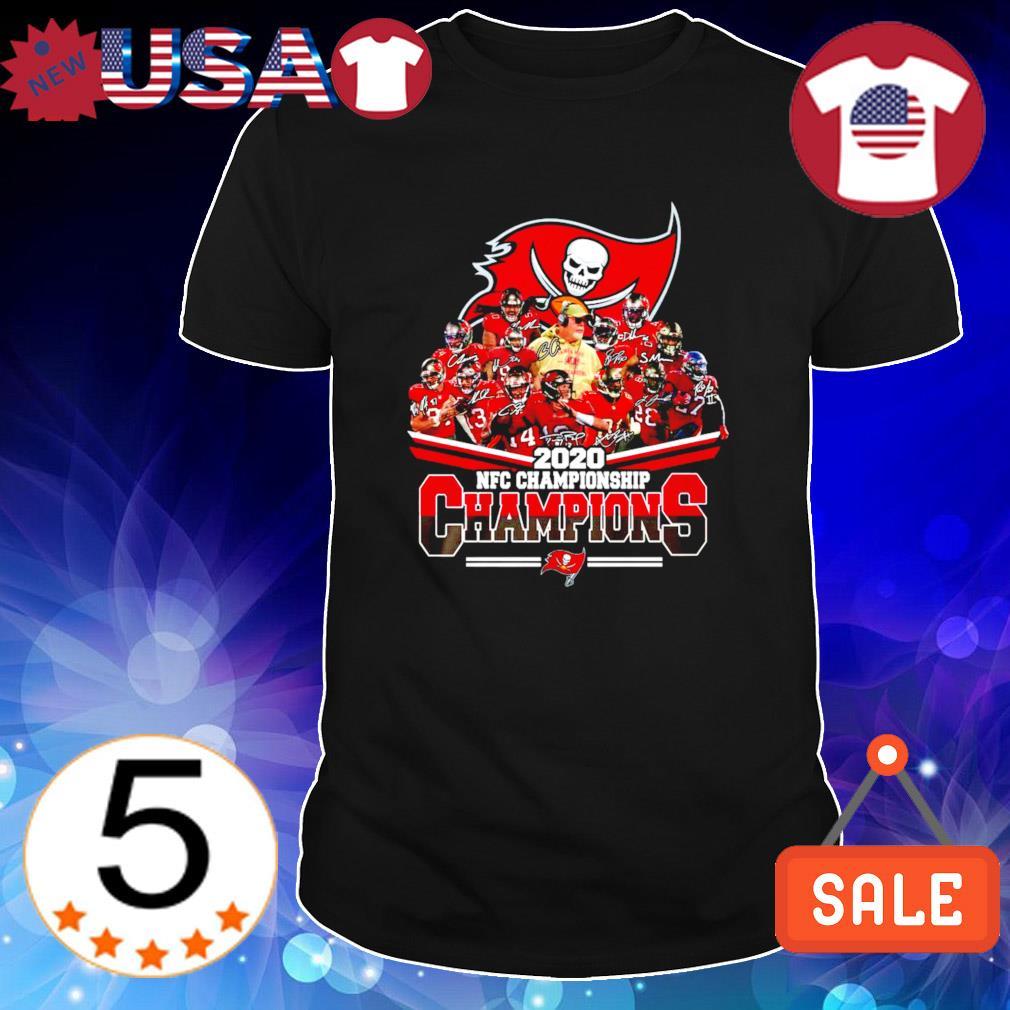 NFC championship super bowl champions Buccaneers 2020 shirt