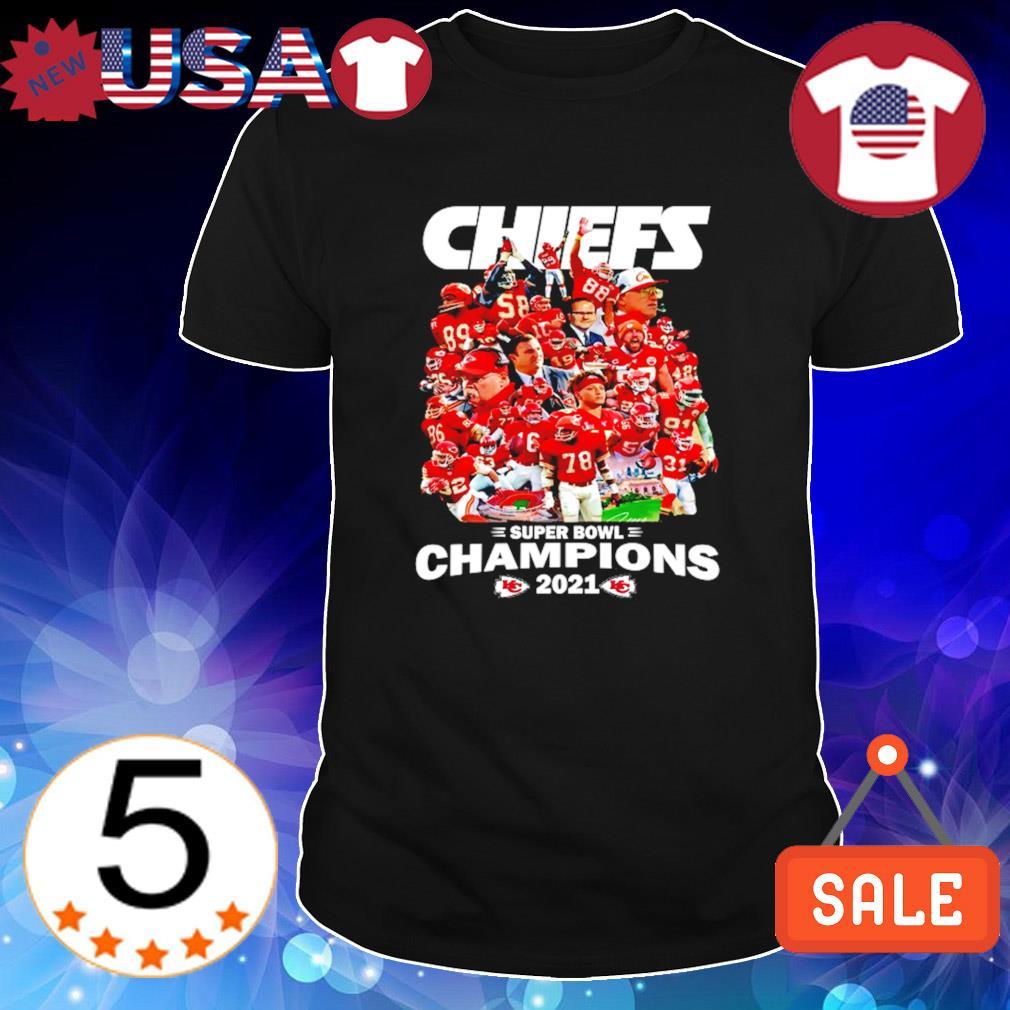 Super bowl champions 2021 Chiefs family shirt
