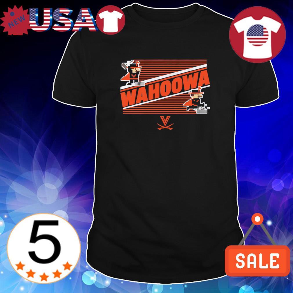 Super CavMan wahoowa Virginia Cavaliers shirt