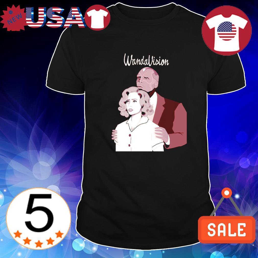 Wandavision Your Favorite Unusual Couple shirt